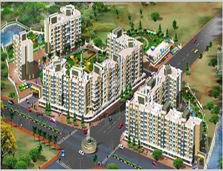 Sagar City - Elevation Photo