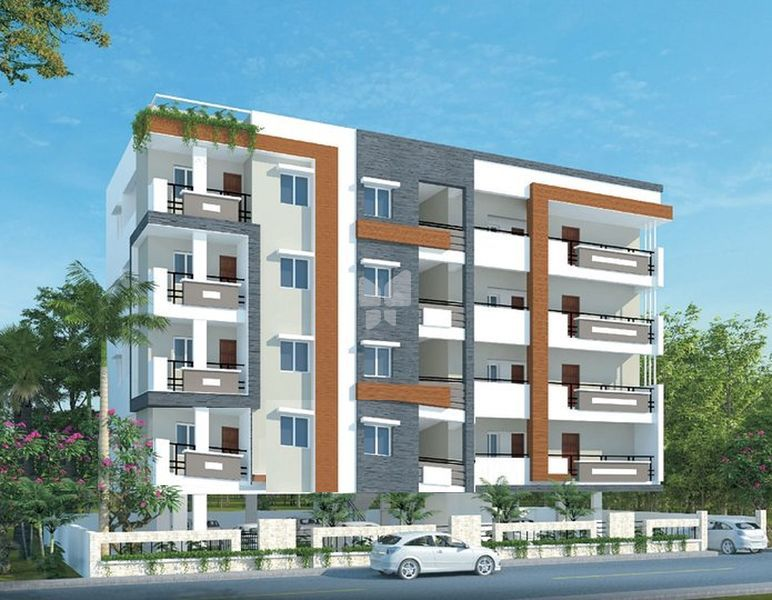 Pratyusha Jyothi Residency - Elevation Photo