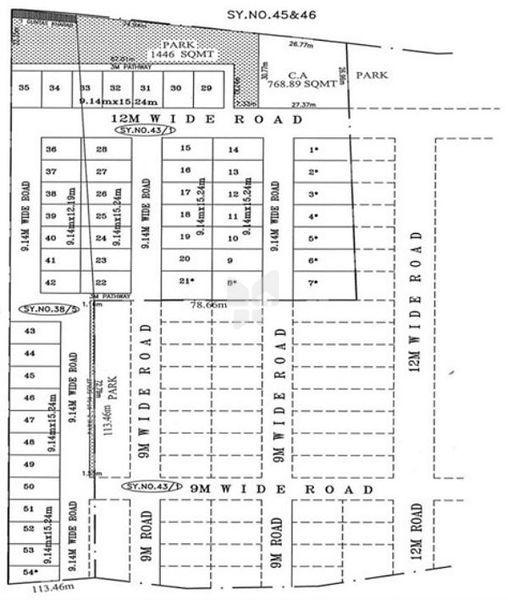 Peninsula Pinewood - Master Plan