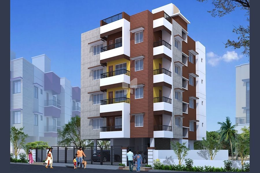 Sai Guru in Peelamedu, Coimbatore by Bharathi Homes - Get