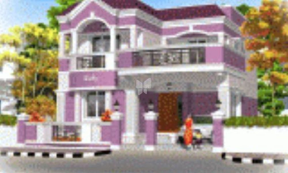 Afraah's Ruby Duplex Houses Phase 1 - Elevation Photo