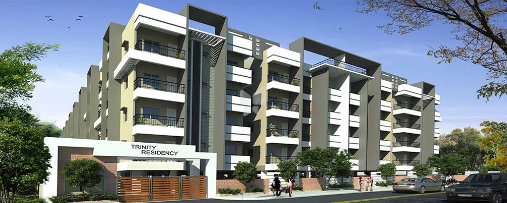 Dwarka Trinity Residency - Elevation Photo