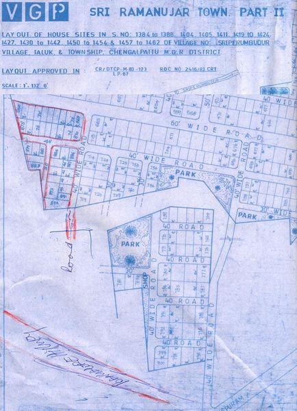 Vgp Ramanujar Town Part Ii In Sriperumbudur Chennai