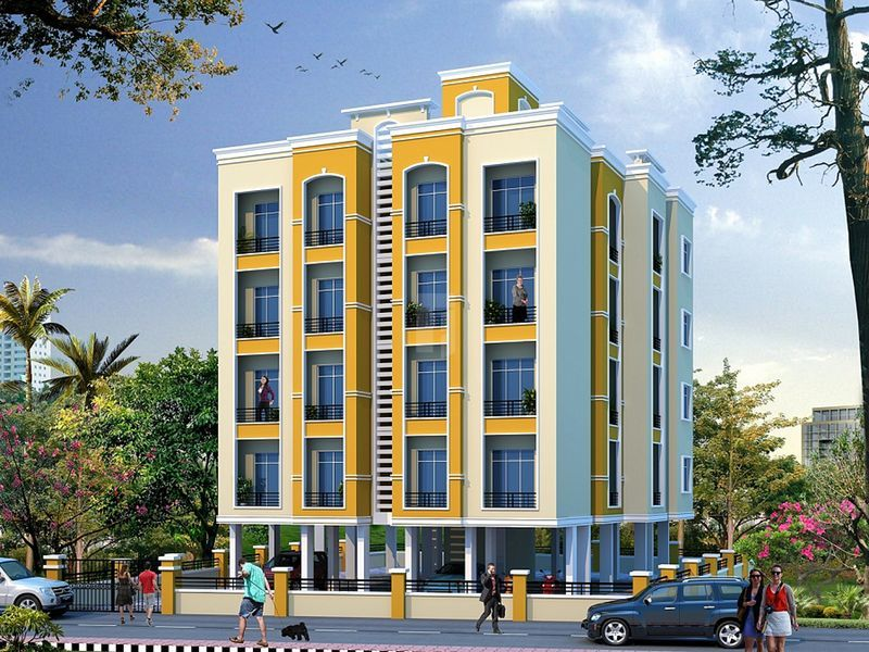 Bramha Residency - Project Images