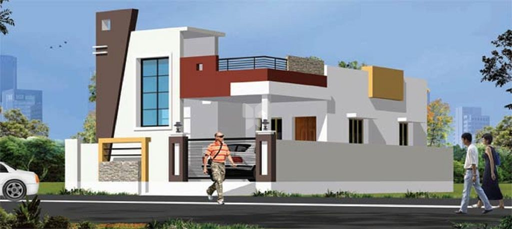 Sai's Axis Homes - Elevation Photo