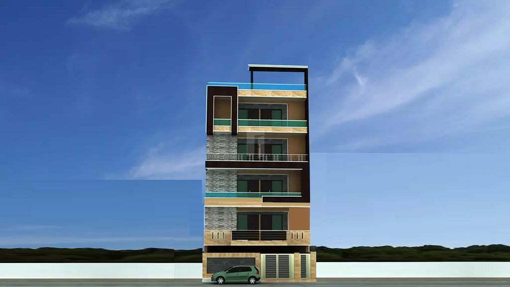 West Line Heights - Project Images
