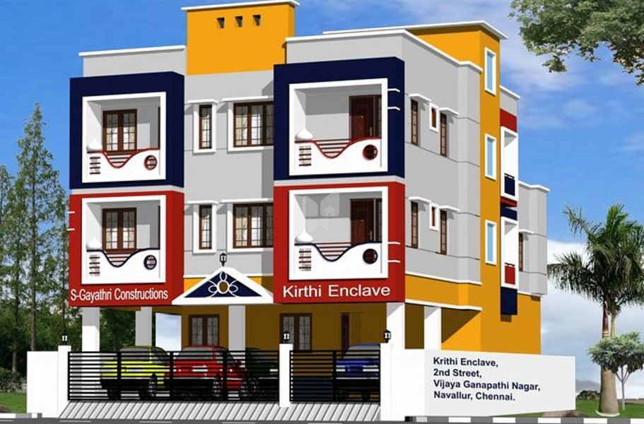 S Gayathri Kirthi Enclave - Project Images