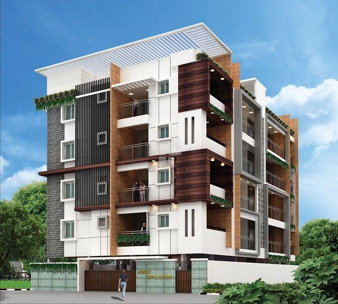 Ground Floor Elevation In Bangalore : Abhee brindavan in hsr layout sector bangalore price