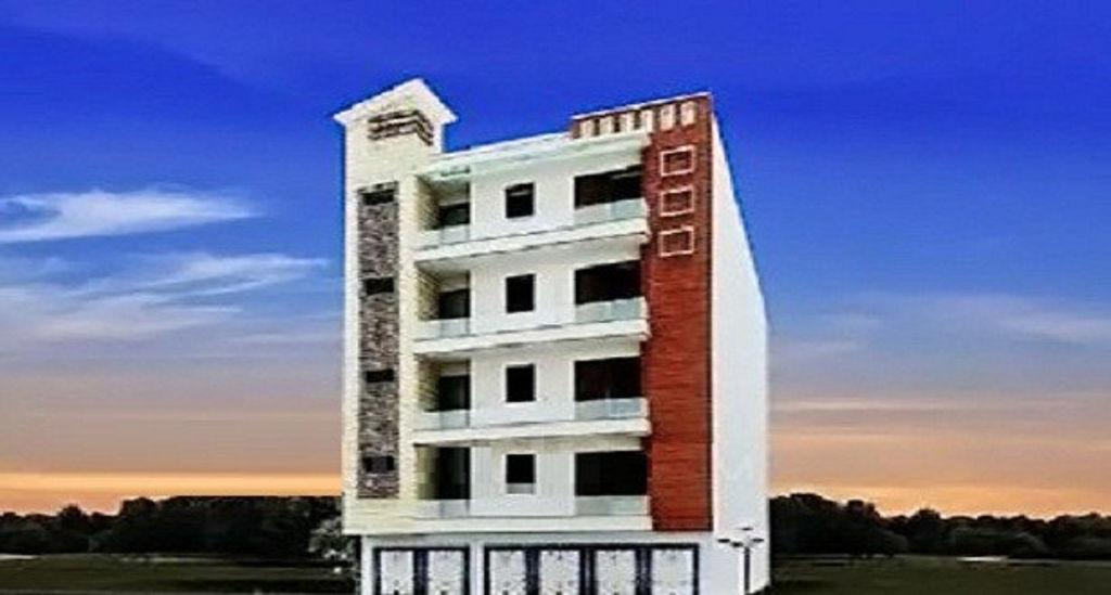 Aggarwal Builder Floor - Elevation Photo
