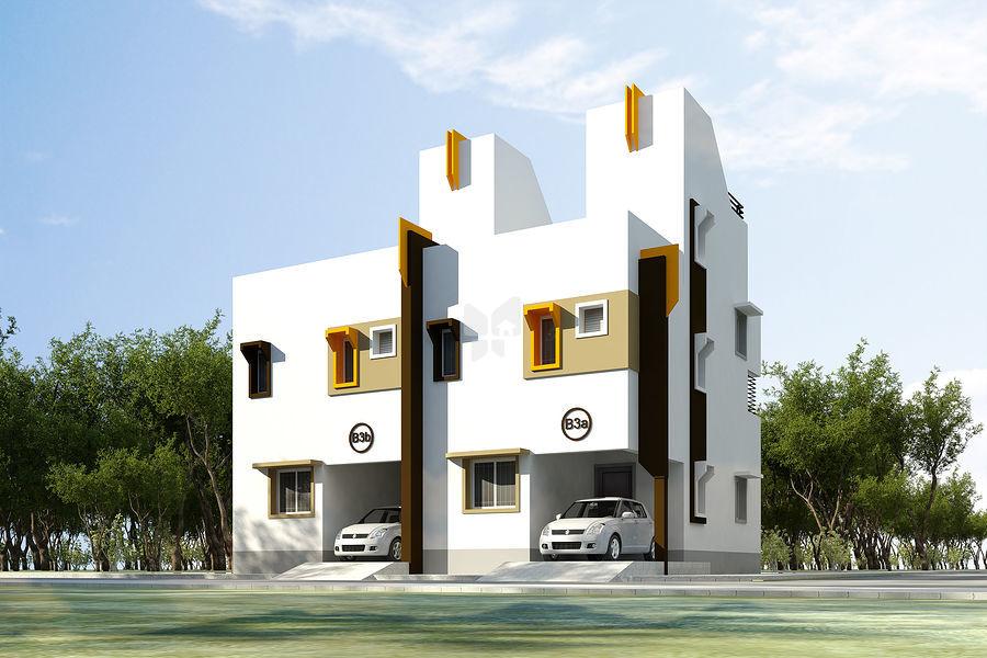 SDB' Vignesh Enclave - Project Images