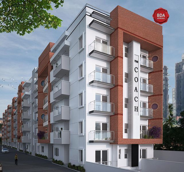 Annapoorna The Coach - Elevation Photo