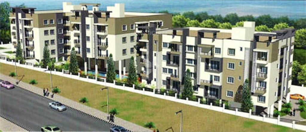 Oasis Vijaya - Elevation Photo