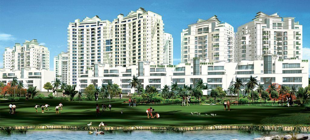Supertech Czar Villas - Elevation Photo