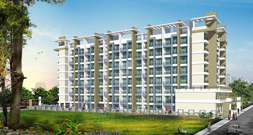 Devkrupa Dev Ashish - Elevation Photo