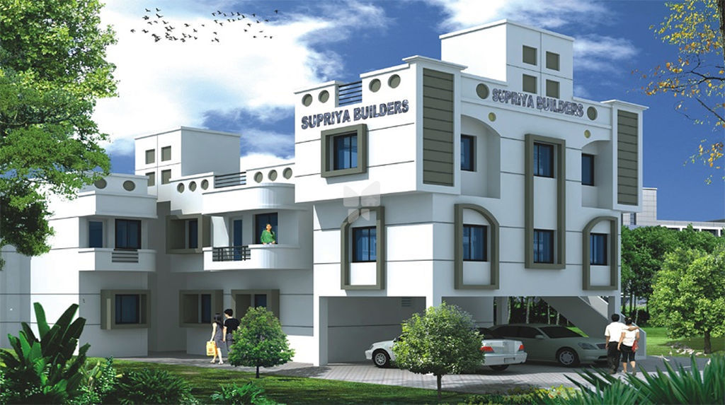 Supriya Viswa Flats - Elevation Photo