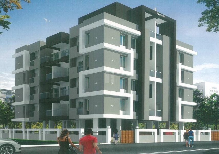 Vastuspace Swapnashilpa Heights - Project Images