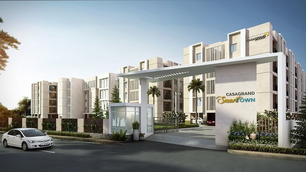 Casagrand Smart Town - Project Images