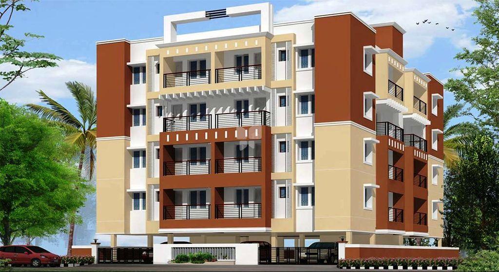 Madhav Ponnambalam Salai - Project Images