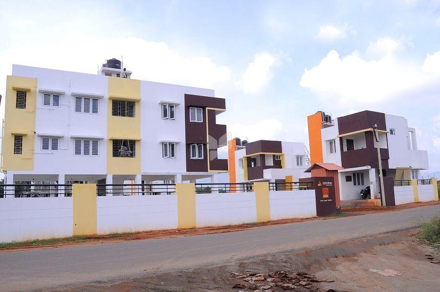 Advaitaa Orange Blossom - Project Images