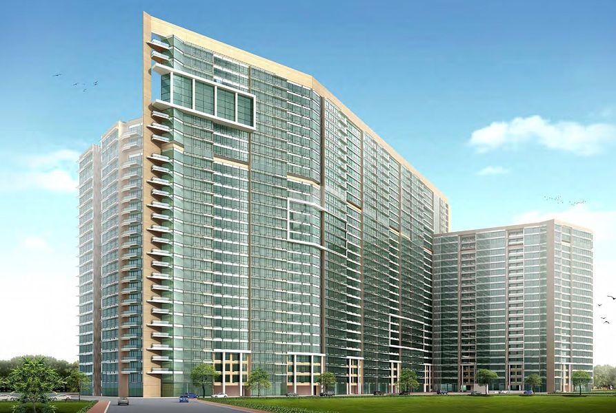2 Bhk Apartments In Radius Ten Bkc Bandra East Mumbai By