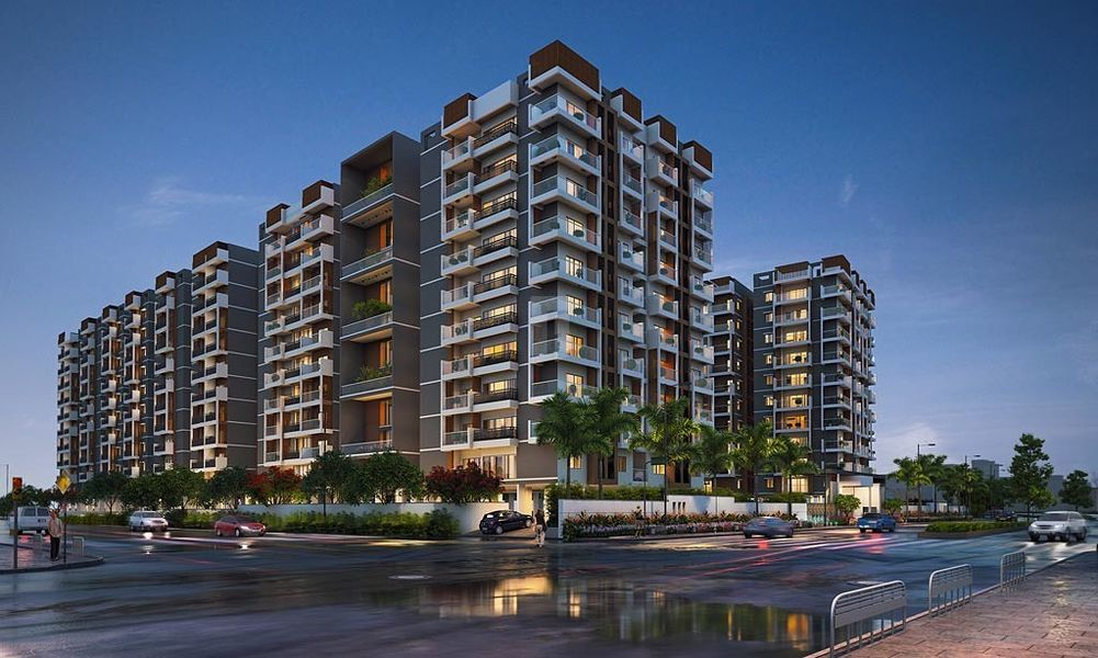Anuhar Rami Reddy Towers - Project Images