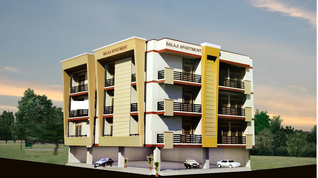 Balaji Apartment 1 - Project Images