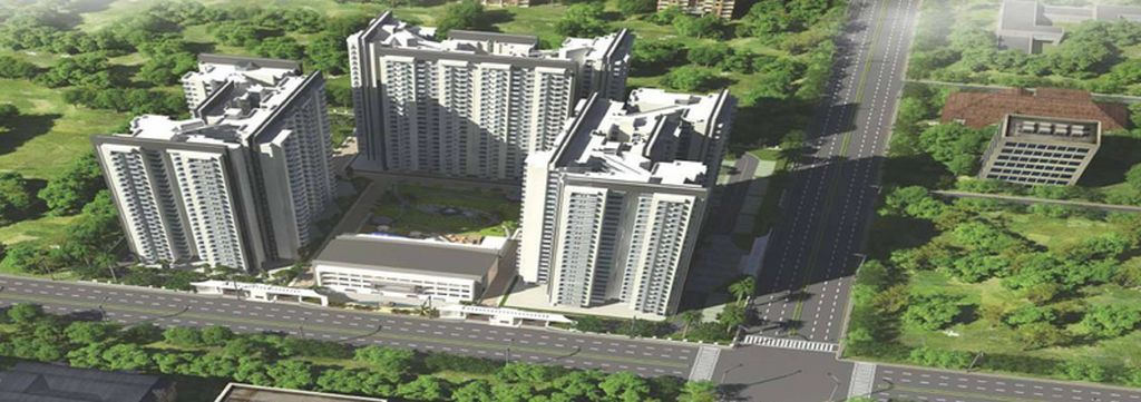 Sikka Kanak Greens Towers - Project Images
