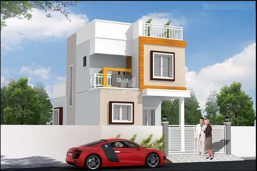 Sri Lakshmi Nagar - Project Images