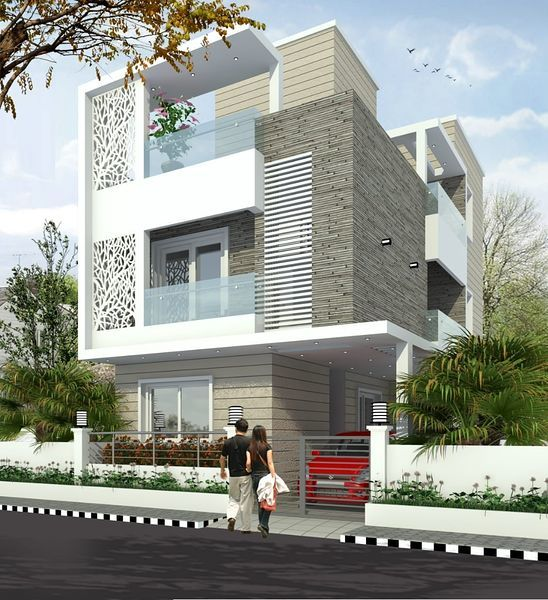 Vishnu Realty Truce Avenue - Elevation Photo