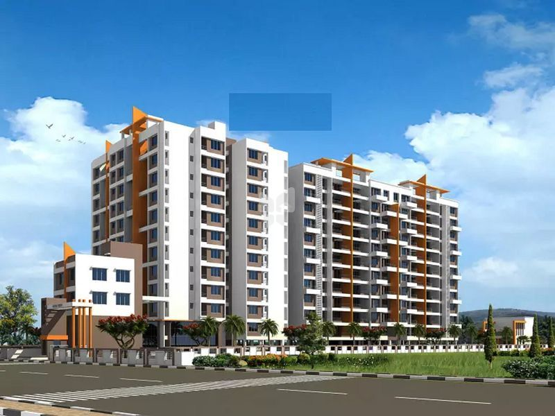 Lunkad Akash Towers C And D - Project Images