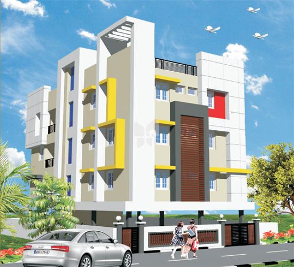 AL Ganesha Apartments - Project Images