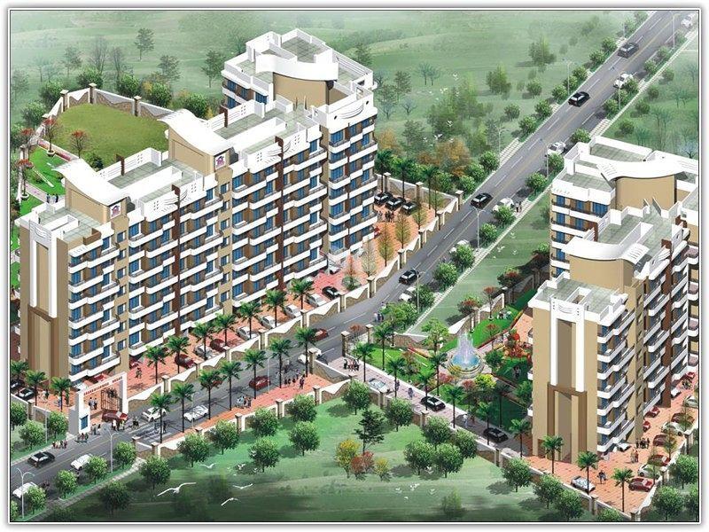 Sanghvi Shankheshwar Nagar - Elevation Photo