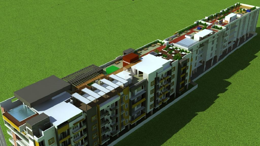 Vasundara Skyscape - Project Images