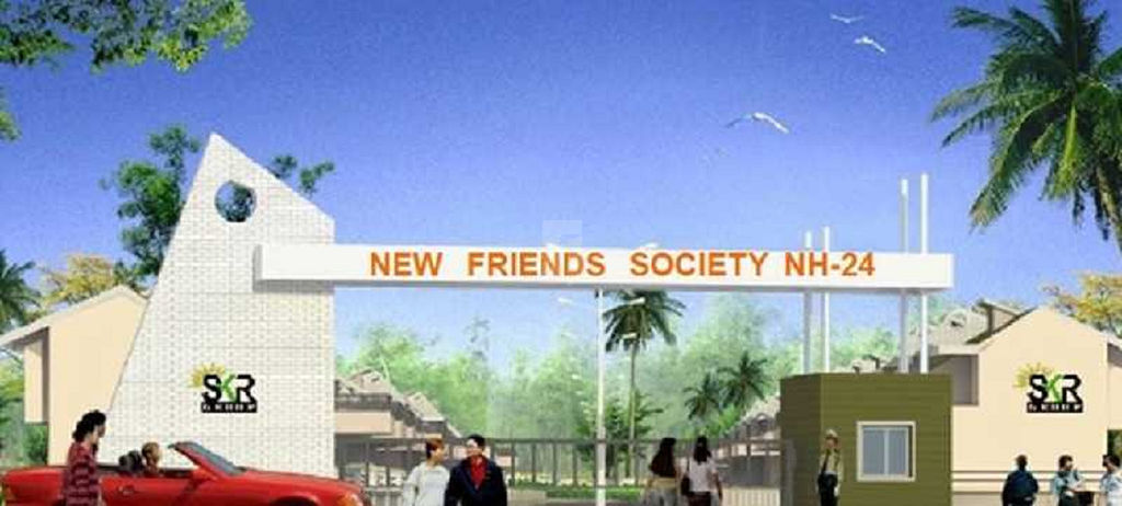 SKR New Friends Colony - Project Images