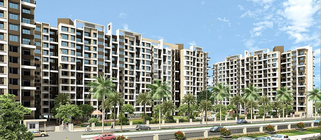 Regency Sarvam - Elevation Photo
