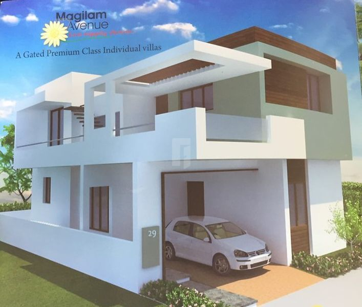 Magilam Avenue - Elevation Photo