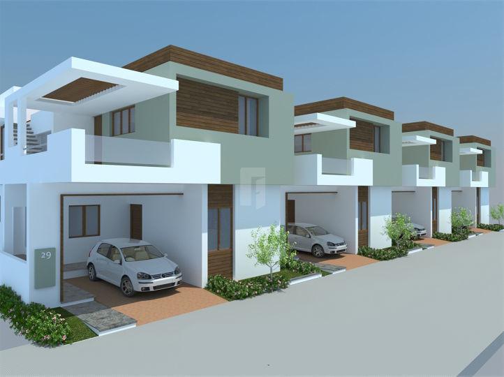 Elevation | Magilam Avenue In Palladam, Coimbatore