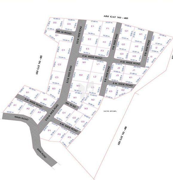 Right Vistas Farm Plots - Master Plans