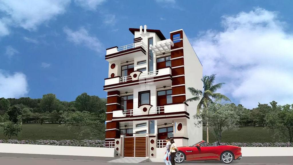 Friends Sai Apartment 1 - Project Images