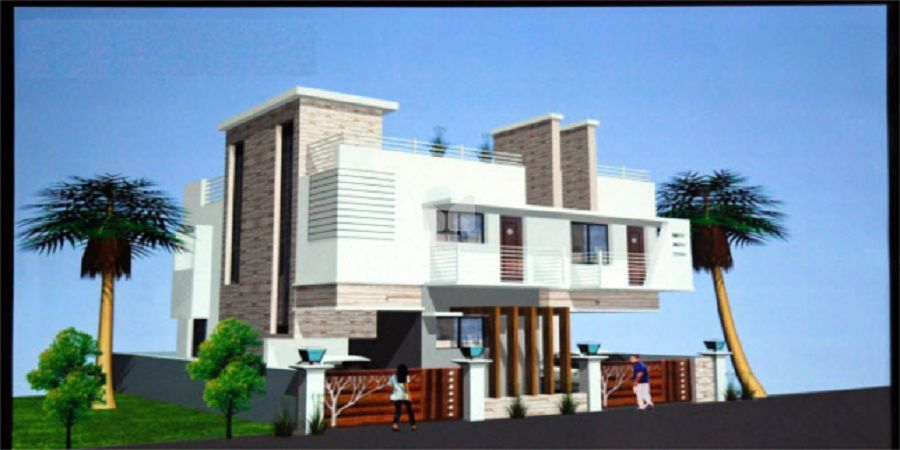 Karan Duplex House - Project Images