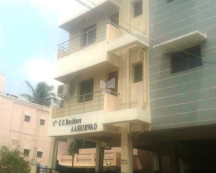 CC Ashirvaadh - Elevation Photo