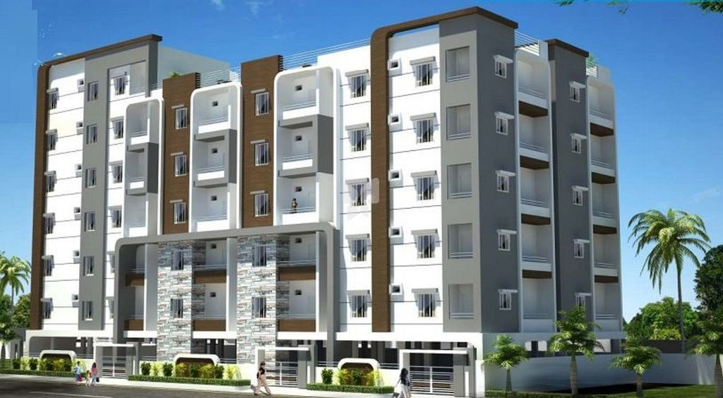Jaihind ASR Heights - Project Images
