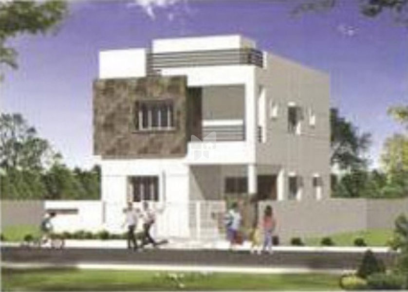 LNR Narmada Homes Villa - Elevation Photo