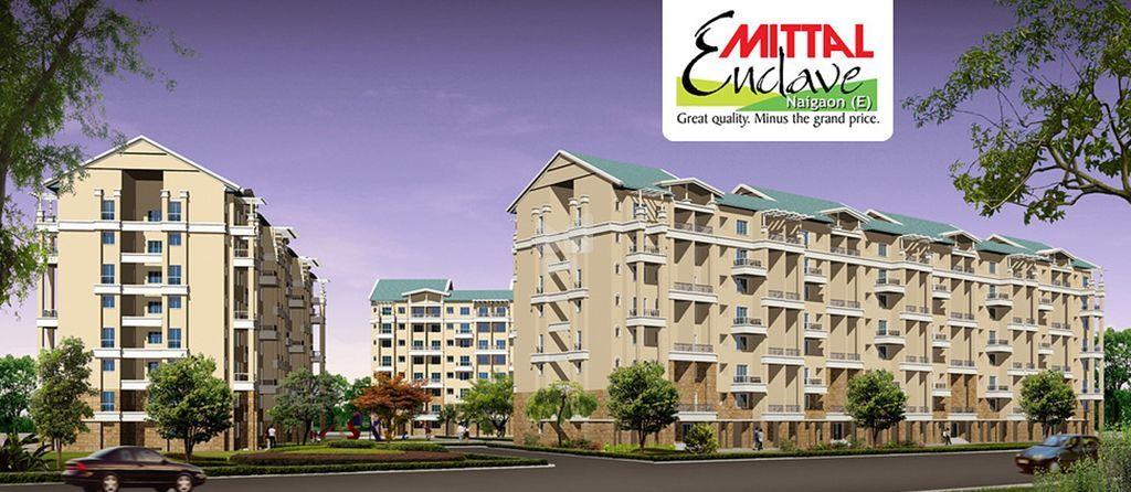Mittal Enclave - Elevation Photo