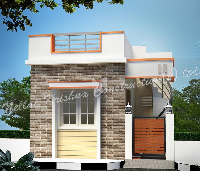 Ganathiya Villa - Elevation Photo