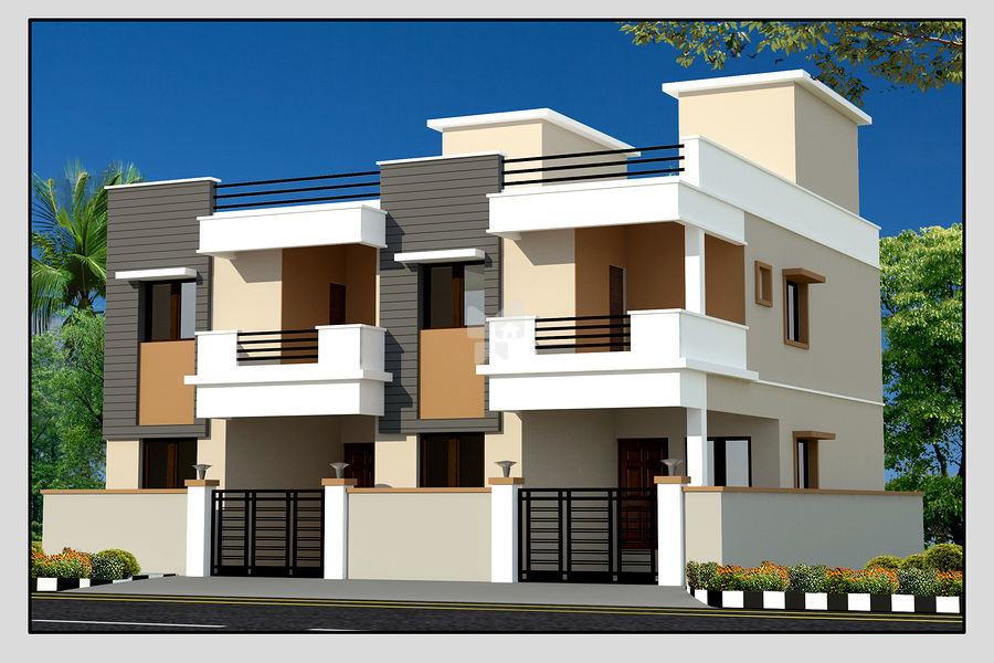 Aarti Homes - Gandhi Nagar - Elevation Photo