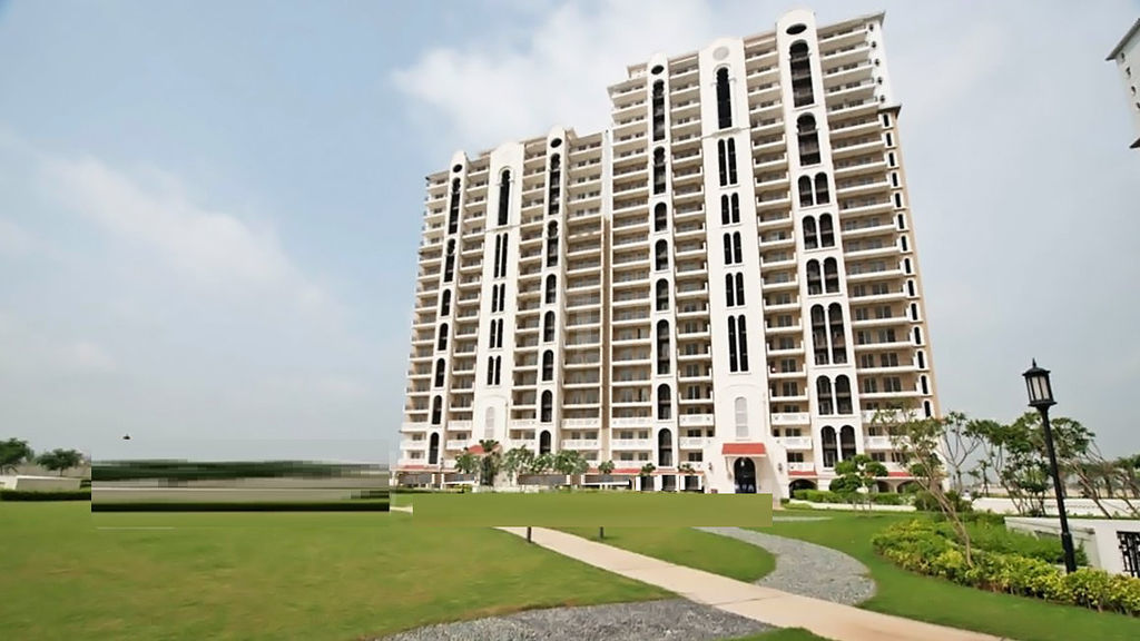 DLF New Town Heights 3 - Project Images