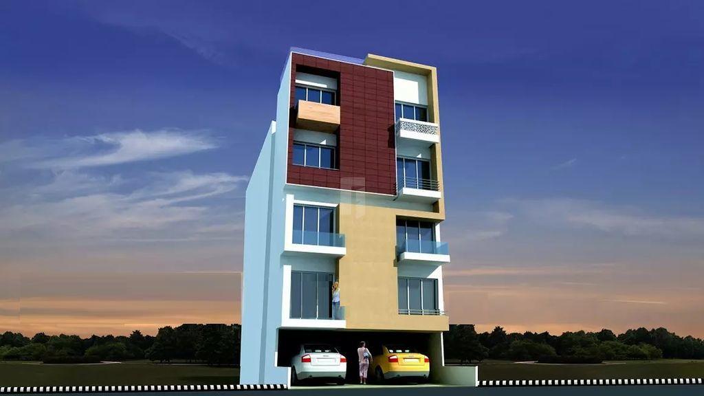 Sidhi Vinayak Homes 5 - Elevation Photo