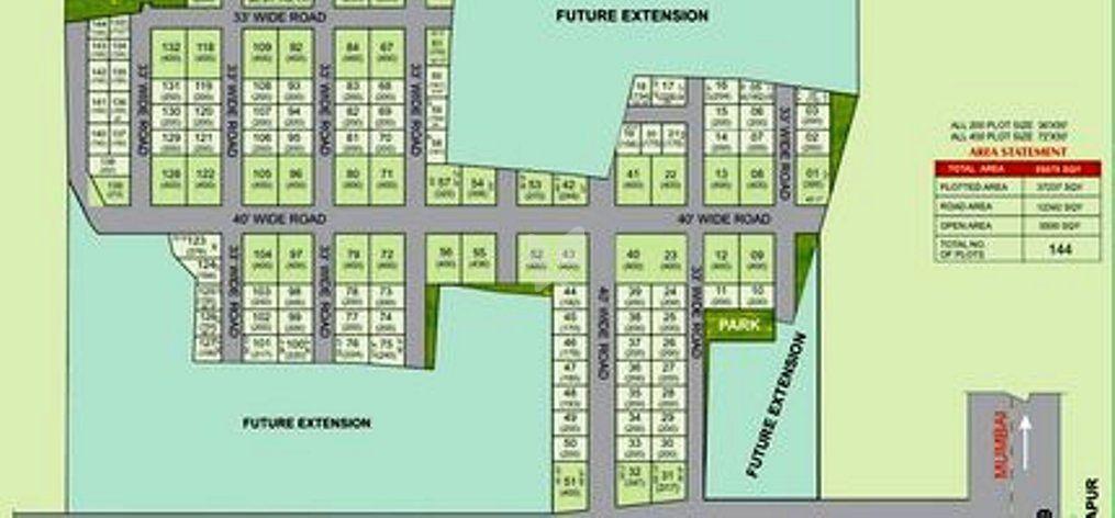 Jayabheri Enclave - Master Plans