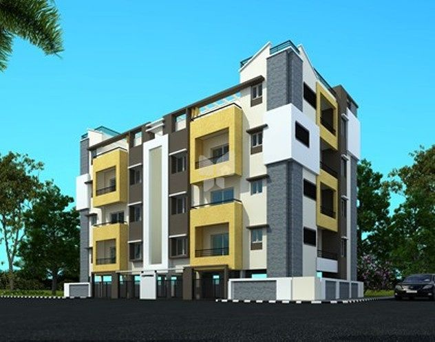 Sagar Ventures Icon - Elevation Photo